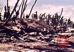 Image of Battle of Tarawa Tarawa Gilbert Islands, 1943, second 28 stock footage video 65675072666