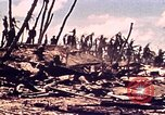 Image of Battle of Tarawa Tarawa Gilbert Islands, 1943, second 31 stock footage video 65675072666
