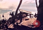 Image of Battle of Tarawa Tarawa Gilbert Islands, 1943, second 34 stock footage video 65675072666