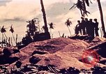 Image of Battle of Tarawa Tarawa Gilbert Islands, 1943, second 38 stock footage video 65675072666