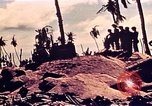 Image of Battle of Tarawa Tarawa Gilbert Islands, 1943, second 40 stock footage video 65675072666
