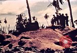 Image of Battle of Tarawa Tarawa Gilbert Islands, 1943, second 41 stock footage video 65675072666