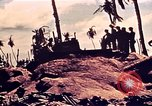 Image of Battle of Tarawa Tarawa Gilbert Islands, 1943, second 42 stock footage video 65675072666