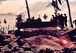 Image of Battle of Tarawa Tarawa Gilbert Islands, 1943, second 43 stock footage video 65675072666