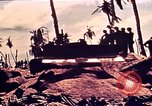 Image of Battle of Tarawa Tarawa Gilbert Islands, 1943, second 44 stock footage video 65675072666