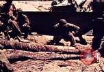 Image of Battle of Tarawa Tarawa Gilbert Islands, 1943, second 48 stock footage video 65675072666