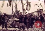 Image of Battle of Tarawa Tarawa Gilbert Islands, 1943, second 57 stock footage video 65675072666