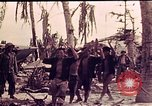 Image of Battle of Tarawa Tarawa Gilbert Islands, 1943, second 58 stock footage video 65675072666