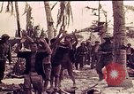 Image of Battle of Tarawa Tarawa Gilbert Islands, 1943, second 59 stock footage video 65675072666