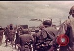 Image of Battle of Tarawa Tarawa Gilbert Islands, 1943, second 62 stock footage video 65675072666