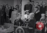 Image of President Harry S Truman presents Medals of Honor Washington DC USA, 1952, second 2 stock footage video 65675072673