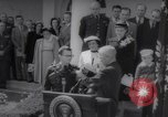 Image of President Harry S Truman presents Medals of Honor Washington DC USA, 1952, second 3 stock footage video 65675072673