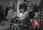 Image of President Harry S Truman presents Medals of Honor Washington DC USA, 1952, second 4 stock footage video 65675072673