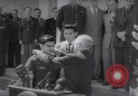 Image of President Harry S Truman presents Medals of Honor Washington DC USA, 1952, second 21 stock footage video 65675072673