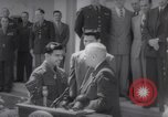Image of President Harry S Truman presents Medals of Honor Washington DC USA, 1952, second 30 stock footage video 65675072673