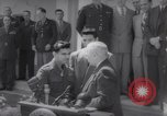 Image of President Harry S Truman presents Medals of Honor Washington DC USA, 1952, second 31 stock footage video 65675072673