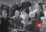 Image of President Harry S Truman presents Medals of Honor Washington DC USA, 1952, second 34 stock footage video 65675072673