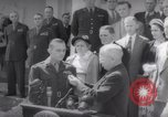 Image of President Harry S Truman presents Medals of Honor Washington DC USA, 1952, second 35 stock footage video 65675072673