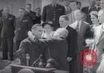 Image of President Harry S Truman presents Medals of Honor Washington DC USA, 1952, second 38 stock footage video 65675072673