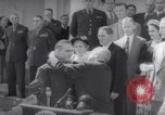 Image of President Harry S Truman presents Medals of Honor Washington DC USA, 1952, second 39 stock footage video 65675072673