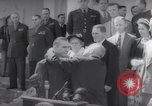 Image of President Harry S Truman presents Medals of Honor Washington DC USA, 1952, second 42 stock footage video 65675072673
