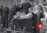 Image of President Harry S Truman presents Medals of Honor Washington DC USA, 1952, second 43 stock footage video 65675072673