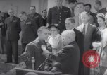 Image of President Harry S Truman presents Medals of Honor Washington DC USA, 1952, second 45 stock footage video 65675072673