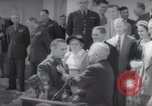 Image of President Harry S Truman presents Medals of Honor Washington DC USA, 1952, second 46 stock footage video 65675072673