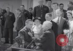 Image of President Harry S Truman presents Medals of Honor Washington DC USA, 1952, second 47 stock footage video 65675072673