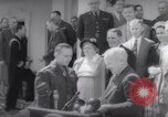 Image of President Harry S Truman presents Medals of Honor Washington DC USA, 1952, second 49 stock footage video 65675072673