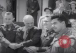 Image of President Harry S Truman presents Medals of Honor Washington DC USA, 1952, second 54 stock footage video 65675072673