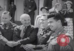 Image of President Harry S Truman presents Medals of Honor Washington DC USA, 1952, second 55 stock footage video 65675072673