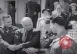 Image of President Harry S Truman presents Medals of Honor Washington DC USA, 1952, second 58 stock footage video 65675072673