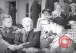 Image of President Harry S Truman presents Medals of Honor Washington DC USA, 1952, second 59 stock footage video 65675072673
