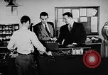 Image of secret services agent Washington DC USA, 1952, second 2 stock footage video 65675072685