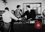 Image of secret services agent Washington DC USA, 1952, second 4 stock footage video 65675072685