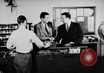 Image of secret services agent Washington DC USA, 1952, second 7 stock footage video 65675072685