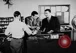 Image of secret services agent Washington DC USA, 1952, second 11 stock footage video 65675072685