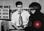 Image of secret services agent Washington DC USA, 1952, second 41 stock footage video 65675072685