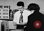 Image of secret services agent Washington DC USA, 1952, second 43 stock footage video 65675072685