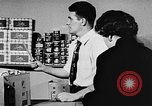 Image of secret services agent Washington DC USA, 1952, second 45 stock footage video 65675072685