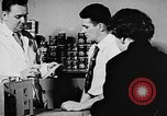 Image of secret services agent Washington DC USA, 1952, second 48 stock footage video 65675072685