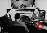Image of secret services agent Washington DC USA, 1952, second 2 stock footage video 65675072689