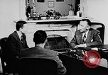 Image of secret services agent Washington DC USA, 1952, second 4 stock footage video 65675072689