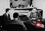 Image of secret services agent Washington DC USA, 1952, second 6 stock footage video 65675072689