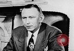 Image of secret services agent Washington DC USA, 1952, second 7 stock footage video 65675072689