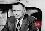 Image of secret services agent Washington DC USA, 1952, second 9 stock footage video 65675072689