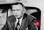 Image of secret services agent Washington DC USA, 1952, second 10 stock footage video 65675072689