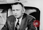 Image of secret services agent Washington DC USA, 1952, second 14 stock footage video 65675072689