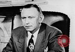 Image of secret services agent Washington DC USA, 1952, second 15 stock footage video 65675072689